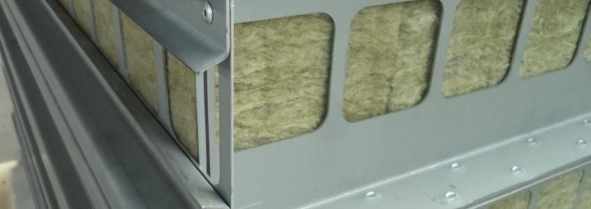 Ovenpanelen dik 160 mm