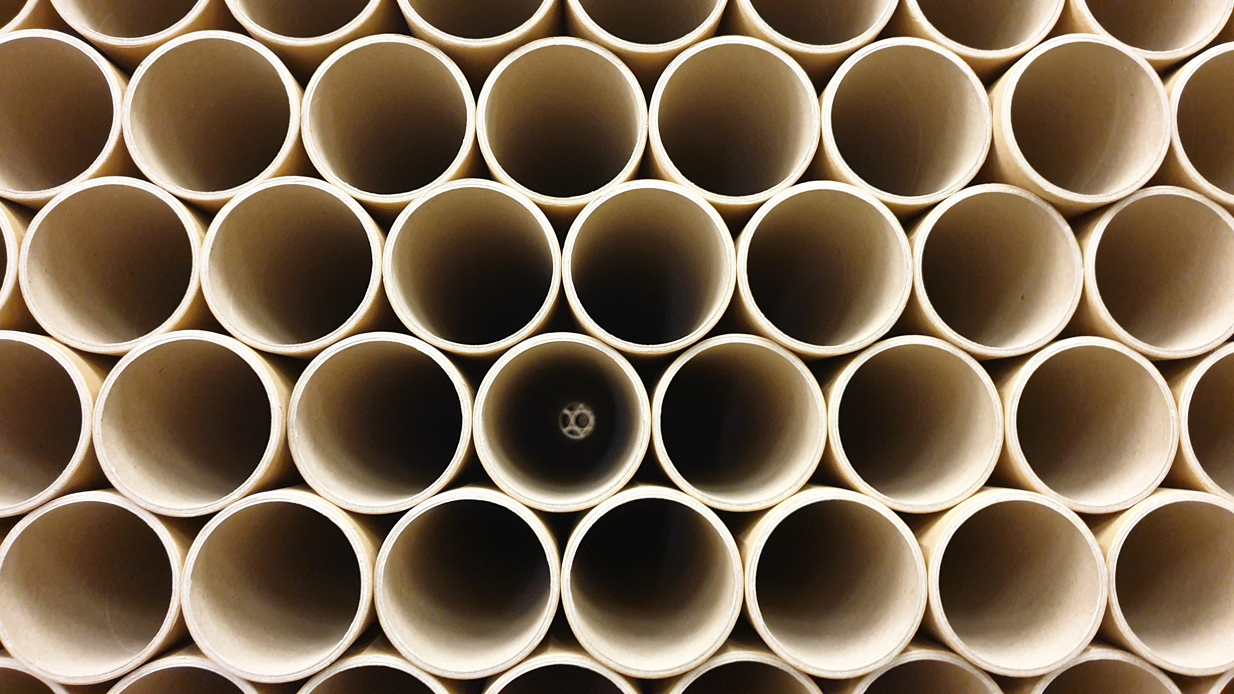 Tubes and Cores drying kilns: Tubes and Cores drying kilns
